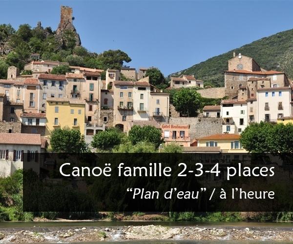Canoe-famille