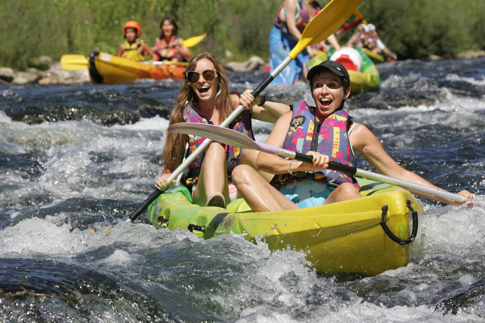 Canoe Vieussan