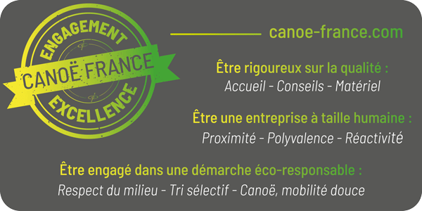 Engagement Excellence Canoe France